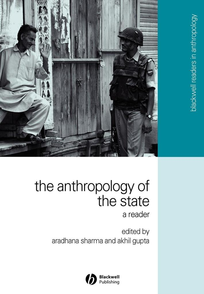 Anthropology of the State als Taschenbuch