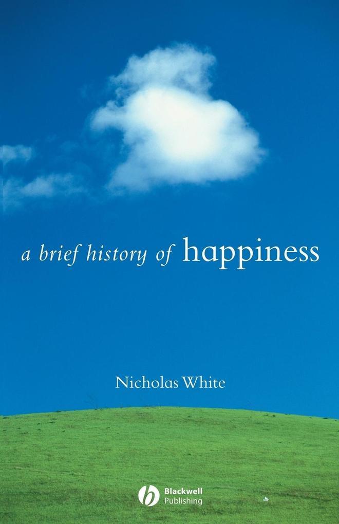 Brief History Happiness als Taschenbuch