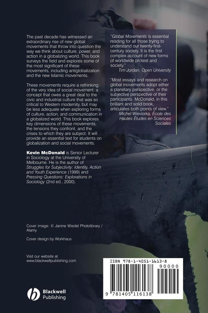 Global Movements als Taschenbuch