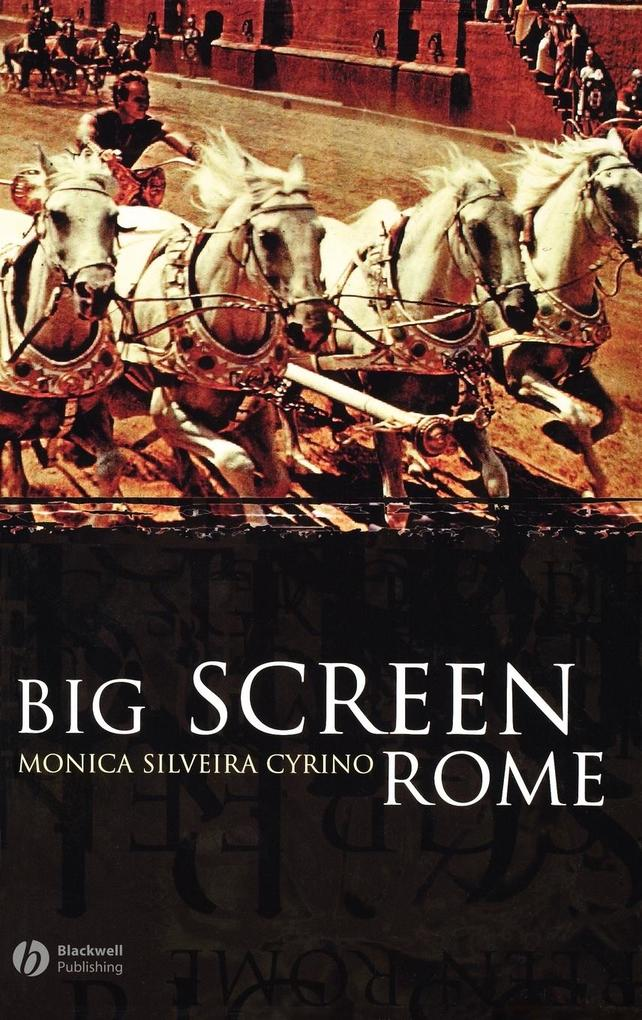 Big Screen Rome als Buch