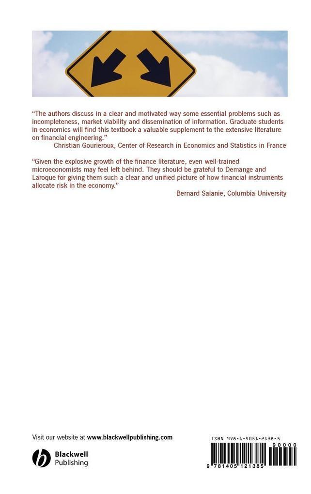 Finance  Economics Uncertainty als Buch