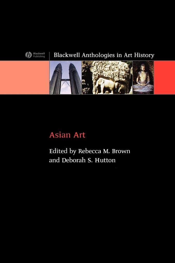 ASIAN ART AN ANTH als Buch
