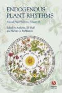 Annual Plant Reviews, Endogenous Plant Rhythms als Buch