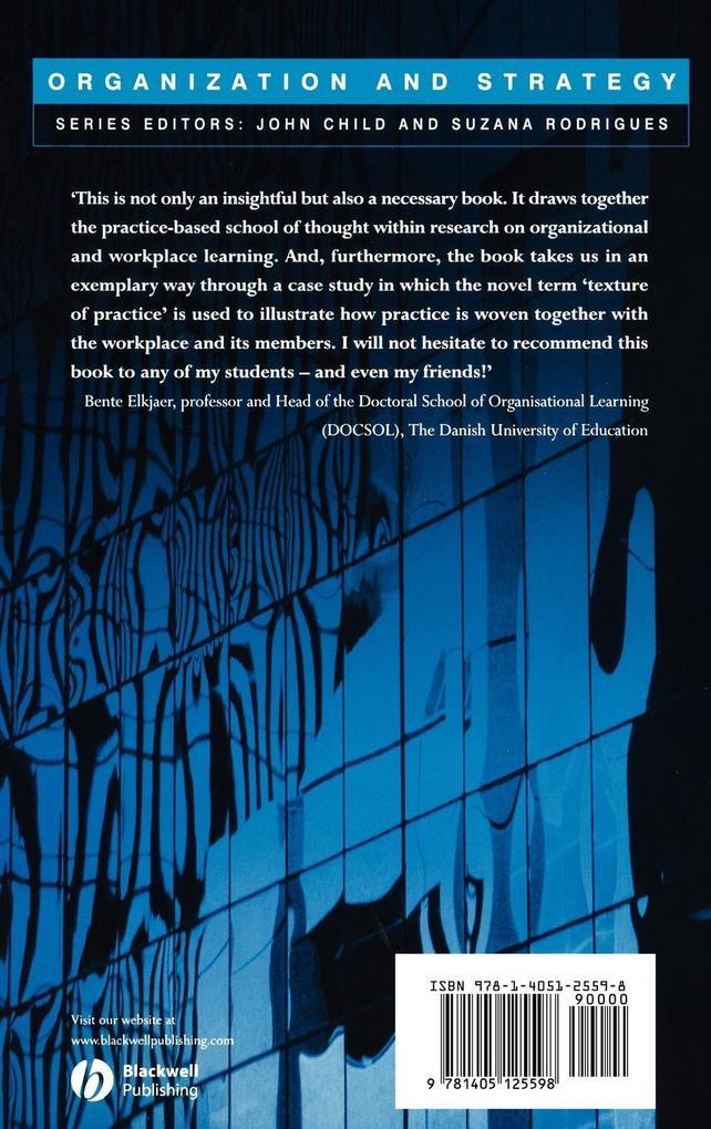 Organizational Knowledge als Buch