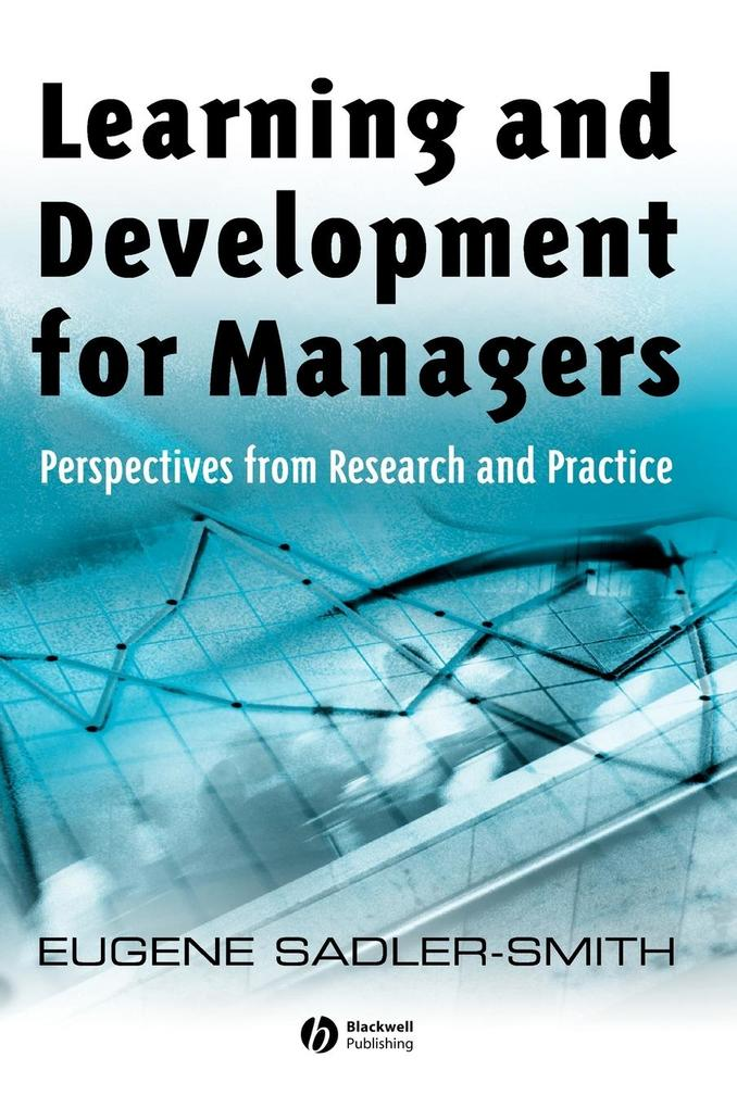 Learning and Development for Managers als Buch