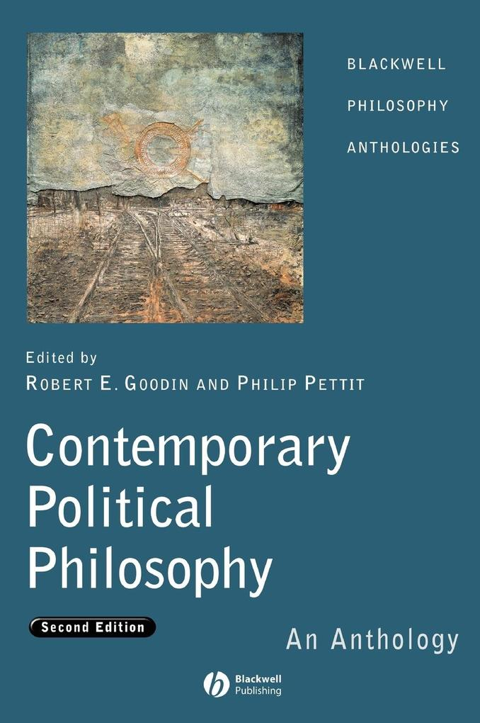 Contemporary Political Philosophy: An Anthology als Buch