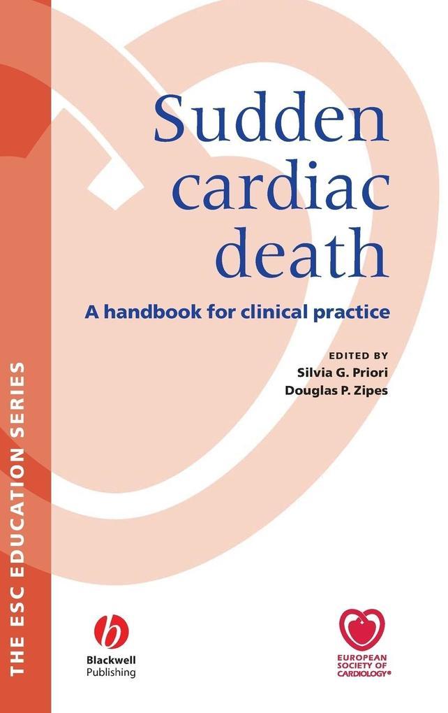 Sudden Cardiac Death als Buch