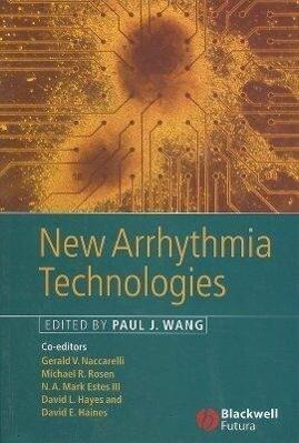 New Arrhythmia Technologies als Buch