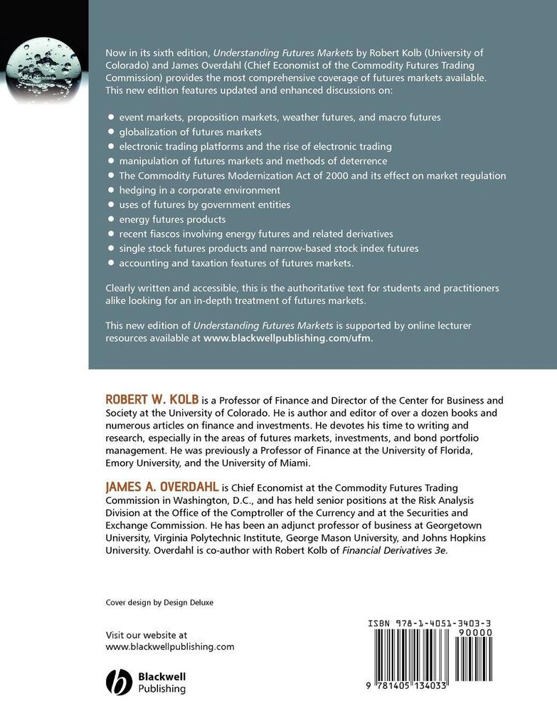 Understanding Future Markets 6e als Taschenbuch