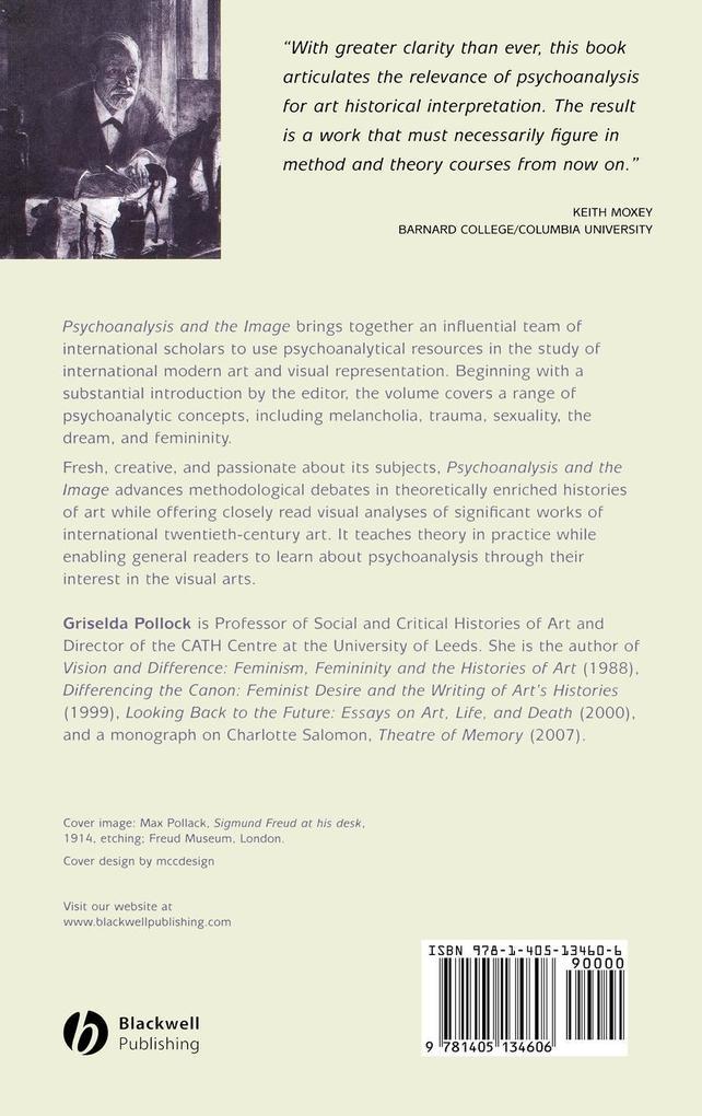 Psychoanalysis Image als Buch