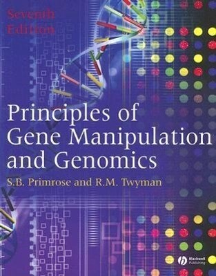 Principles of Gene Manipulation and Genomics als Taschenbuch