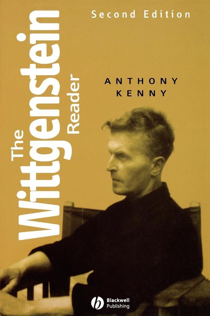 Wittgenstein Reader 2e als Taschenbuch