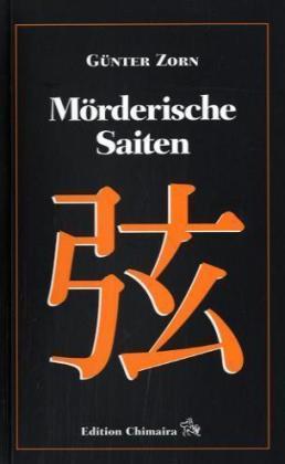 Mörderische Saiten als Buch