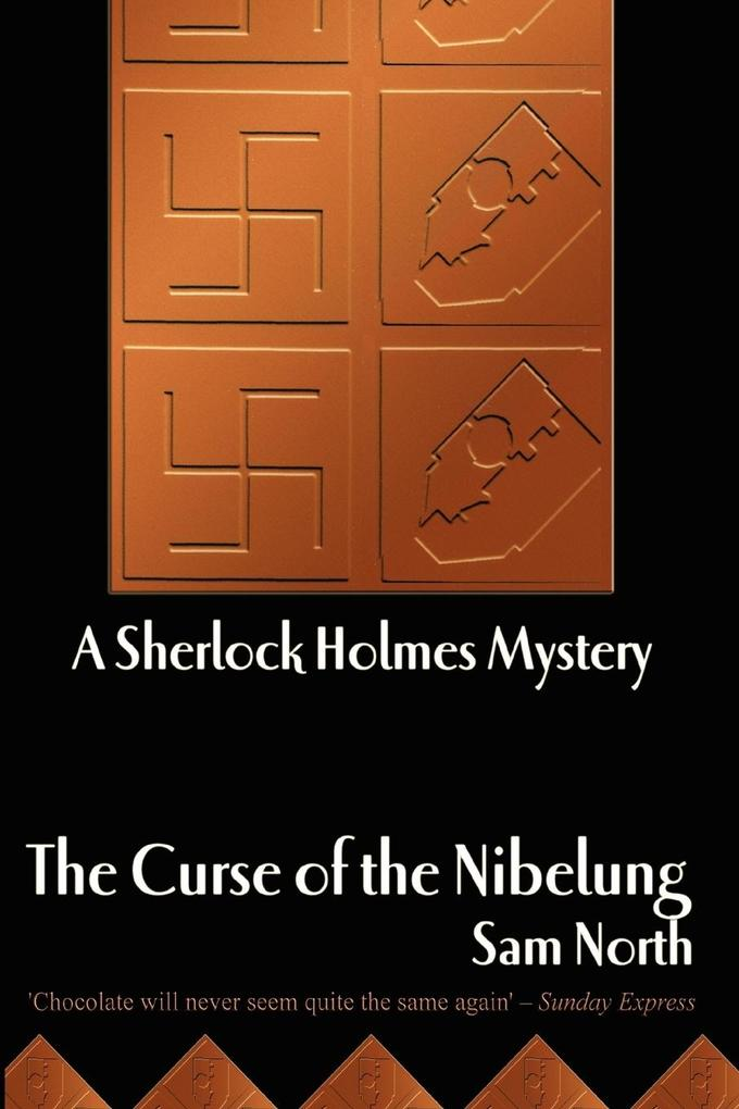 The Curse of the Nibelung - A Sherlock Holmes Mystery als Taschenbuch