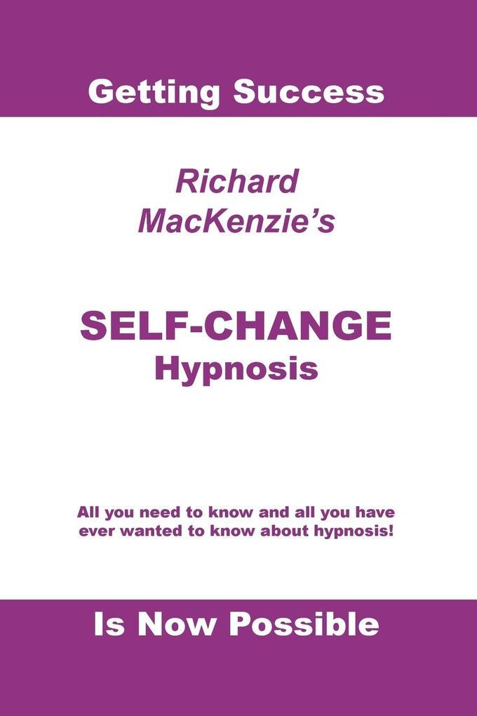 Self-Change Hypnosis als Taschenbuch