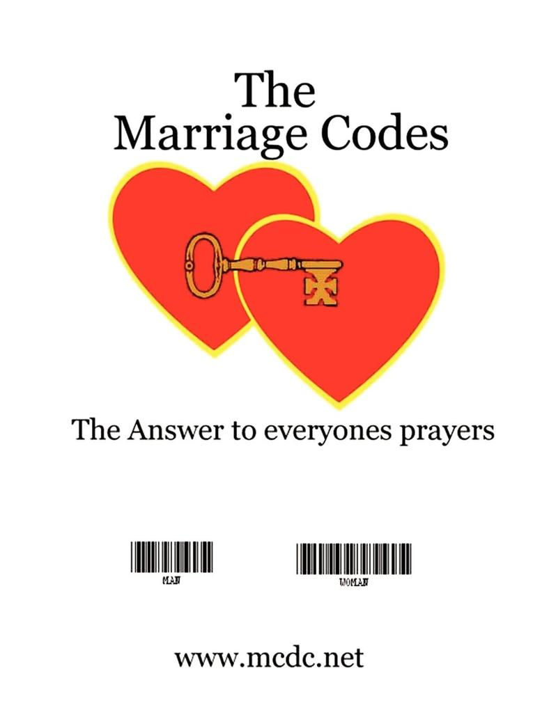 The Marriage Code Guide: The Answer to Everyones Prayers als Taschenbuch