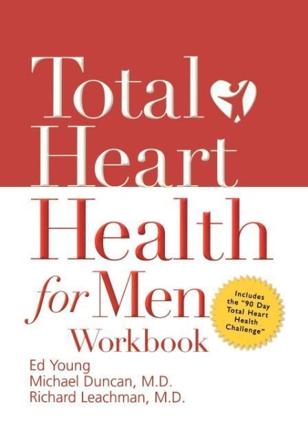 Total Heart Health for Men Workbook als Taschenbuch