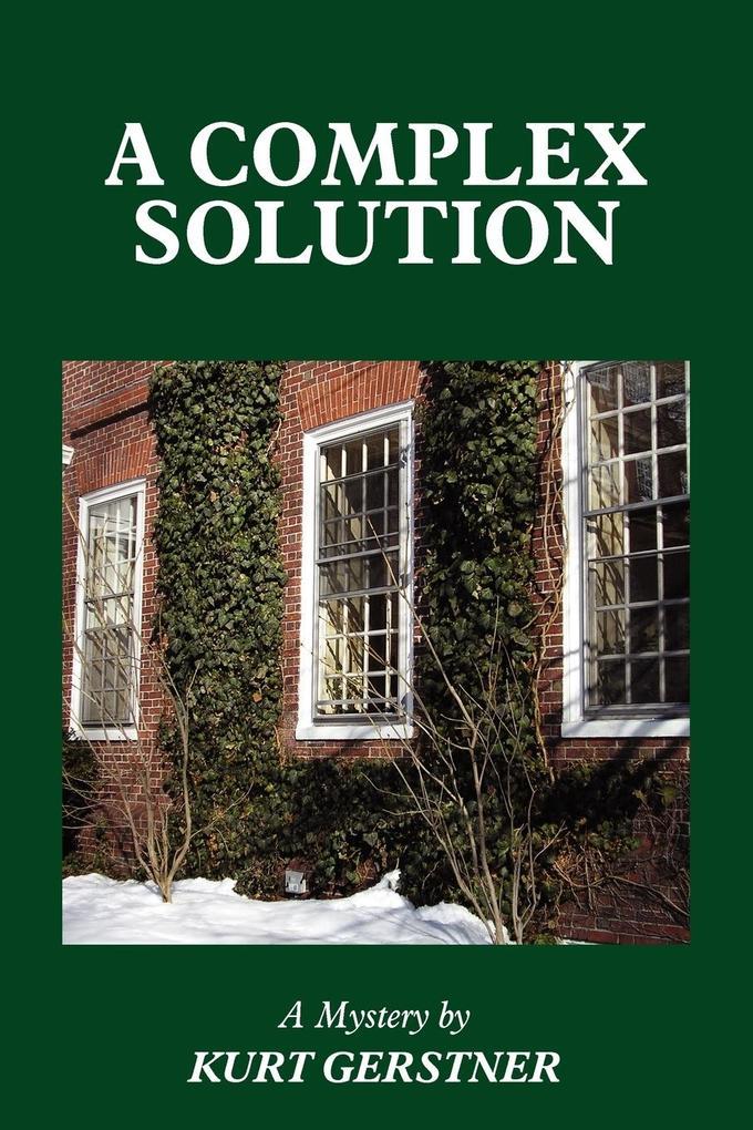 A Complex Solution als Buch