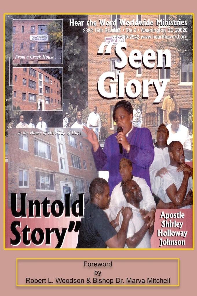 Seen Glory Untold Story als Taschenbuch