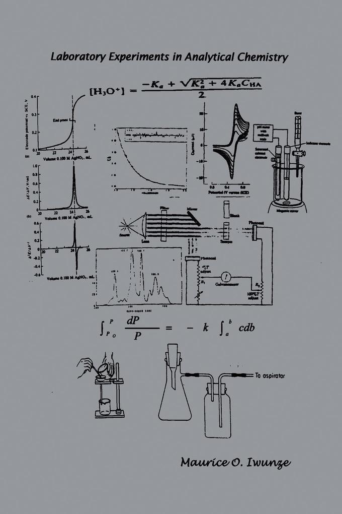 Laboratory Experiments in Analytical Chemistry als Taschenbuch