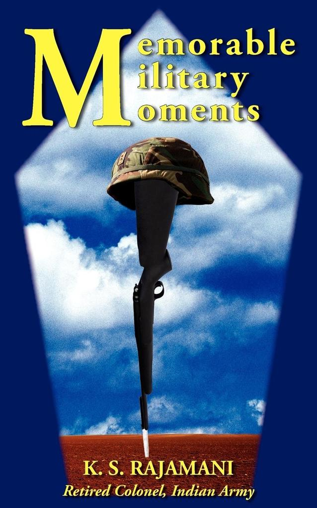 Memorable Military Moments als Buch