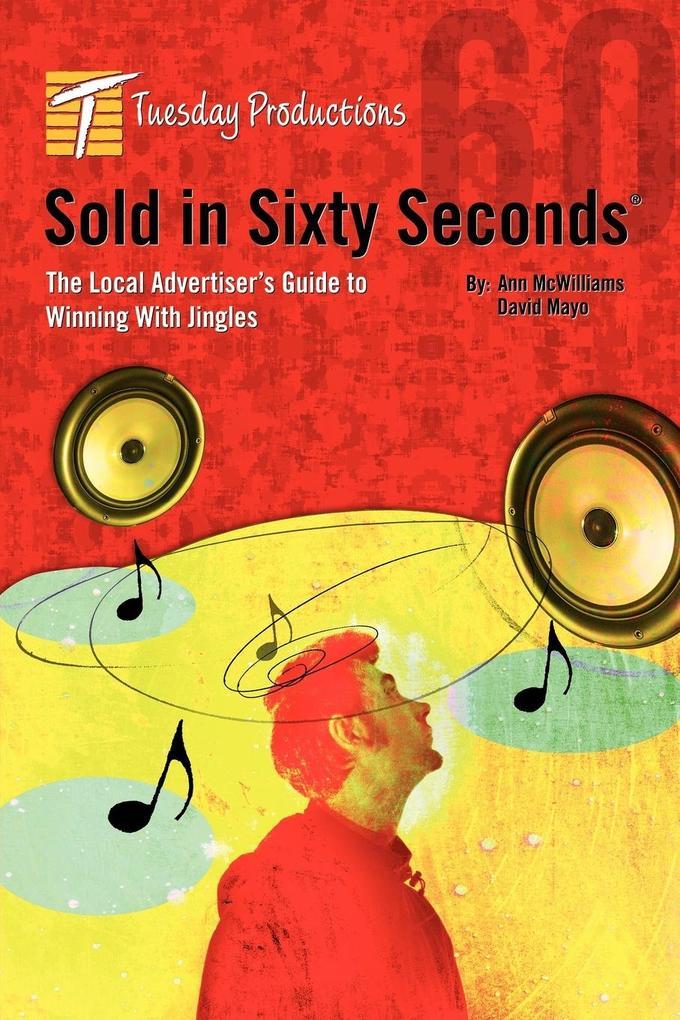 Sold In Sixty SecondsT als Taschenbuch
