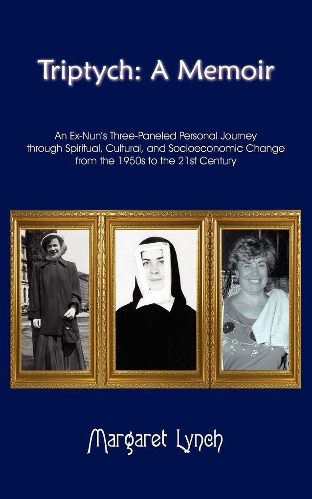 Triptych: A Memoir als Taschenbuch