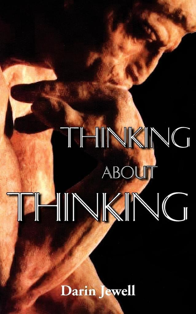 Thinking about Thinking als Taschenbuch