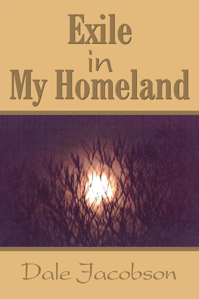 Exile in My Homeland als Taschenbuch