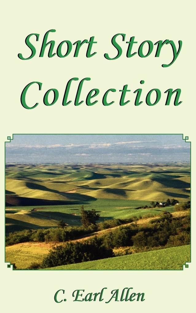 Short Story Collection als Taschenbuch