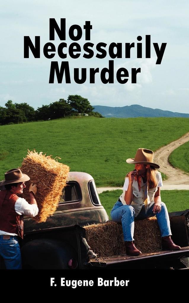 Not Necessarily Murder als Taschenbuch