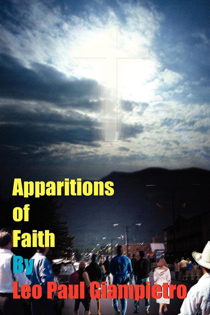 Apparitions of Faith als Taschenbuch