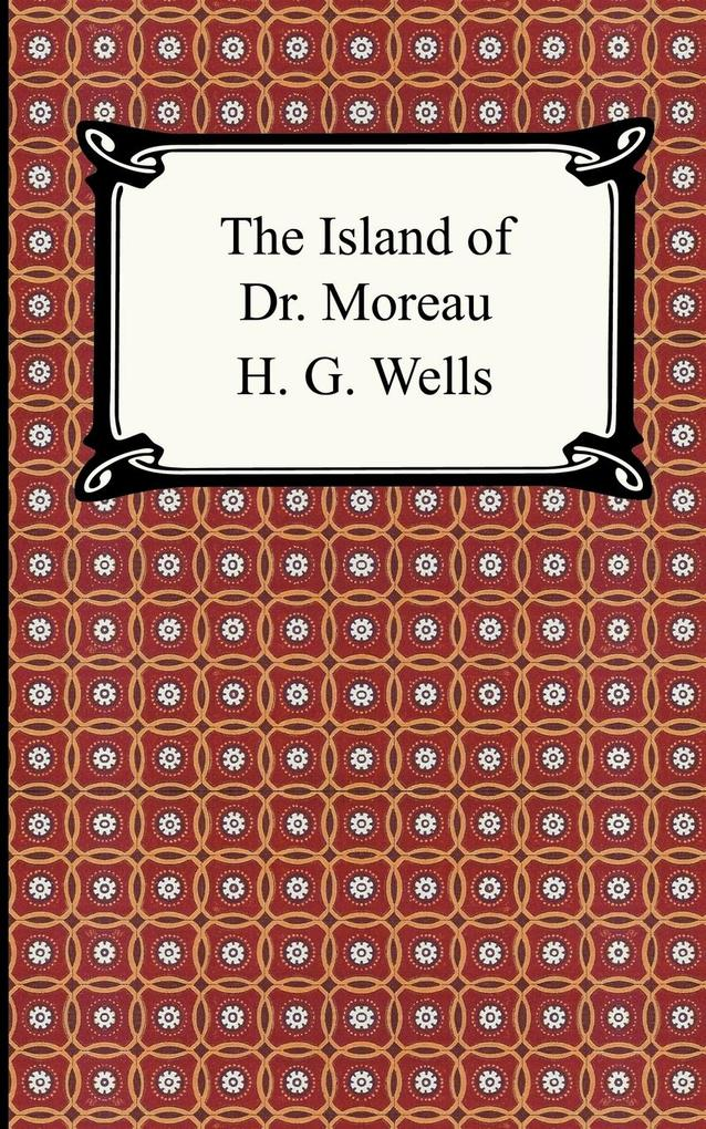 The Island of Dr. Moreau als Buch