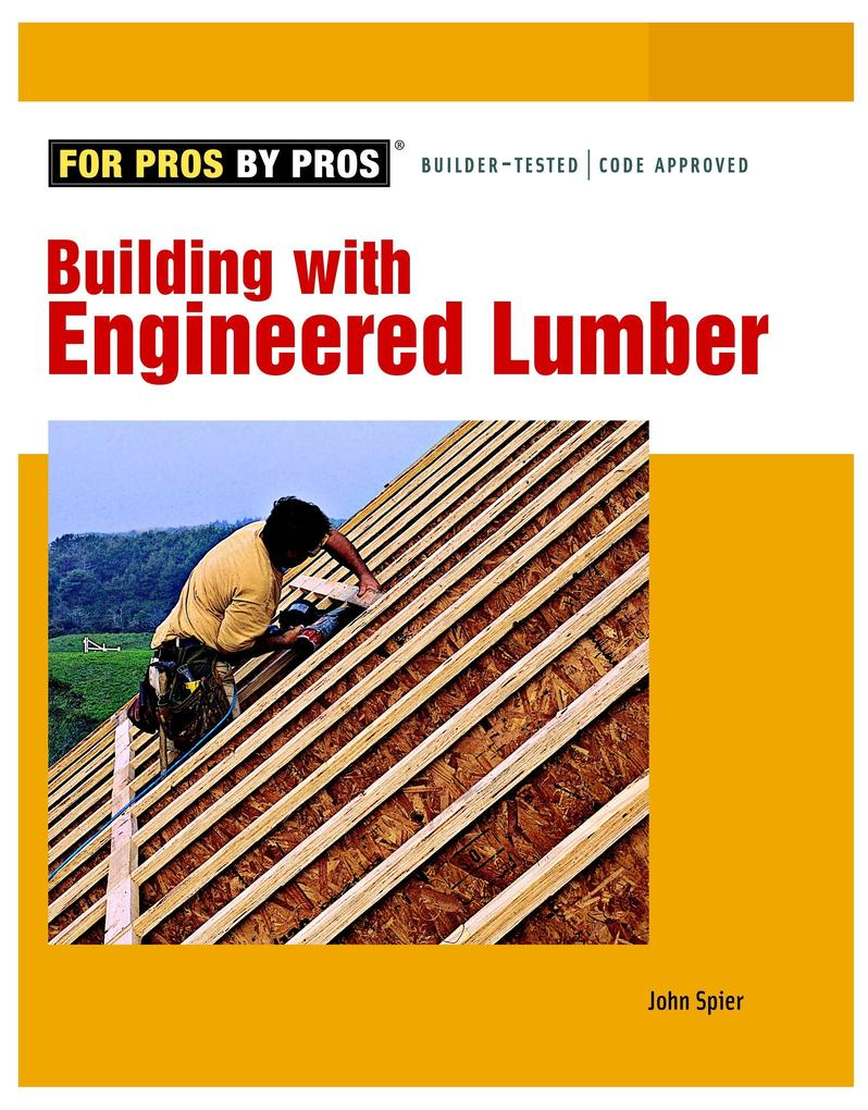 Building with Engineered Lumber als Taschenbuch
