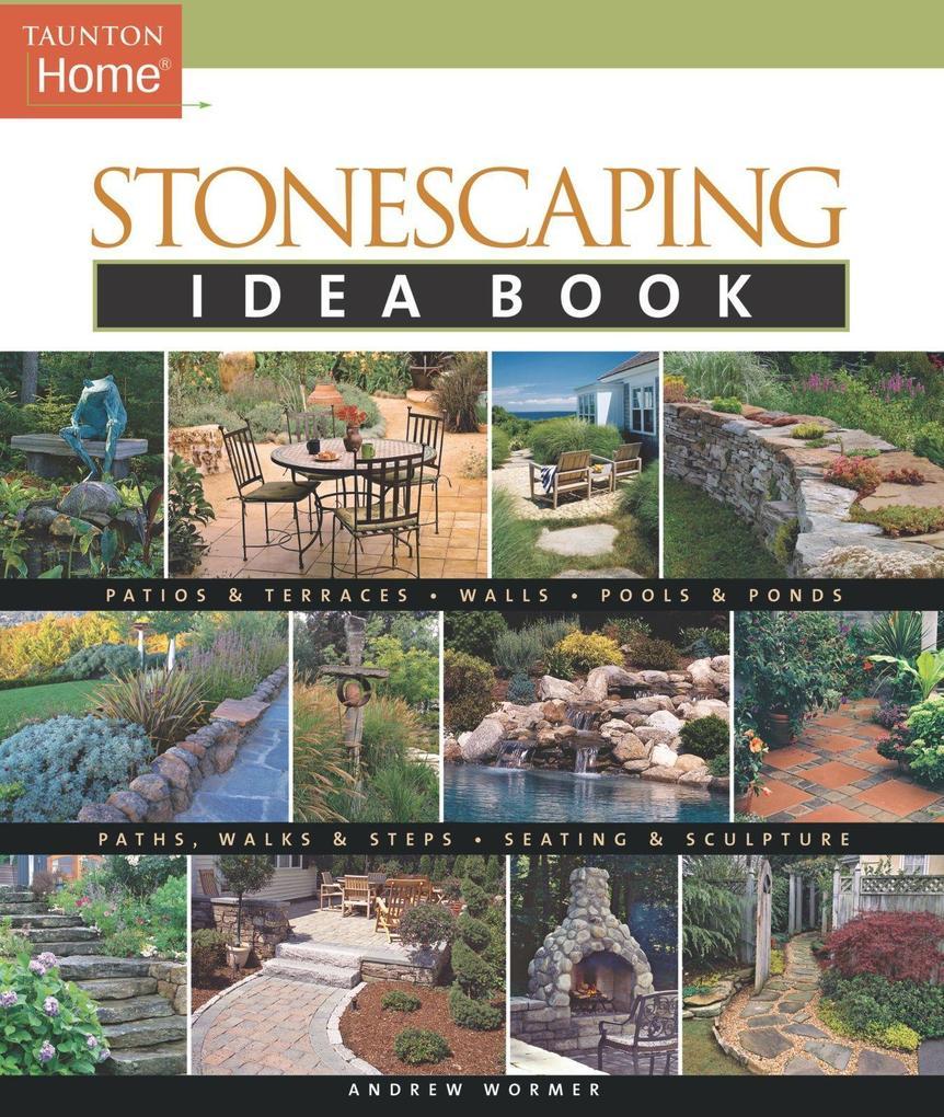 Stonescaping Idea Book als Taschenbuch