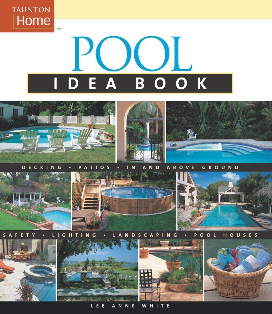 Pool Idea Book als Taschenbuch