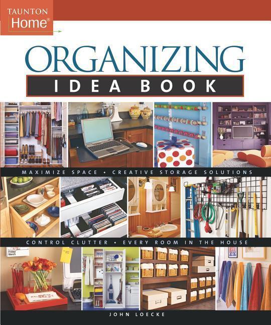Organizing Idea Book als Taschenbuch