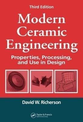 Modern Ceramic Engineering als Buch
