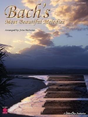 Bach's Most Beautiful Melodies als Taschenbuch
