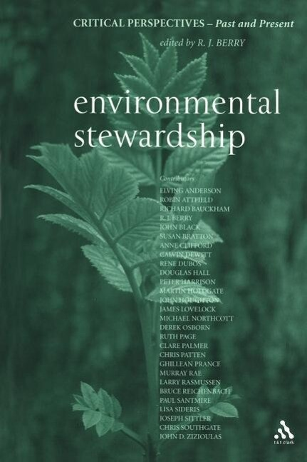 Environmental Stewardship als Buch