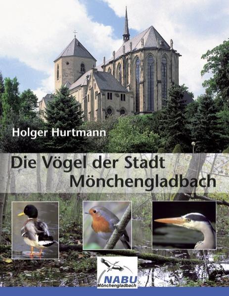 Die Vögel der Stadt Mönchengladbach als Buch