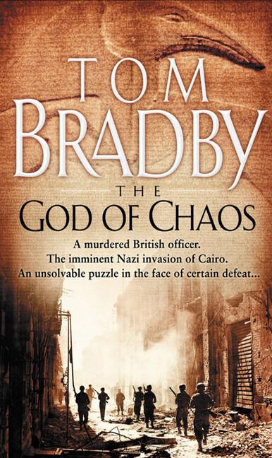 The God Of Chaos als Taschenbuch