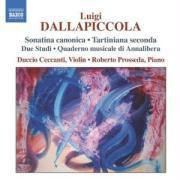 Werke Für Violine Und Klavier als CD