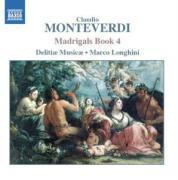 Madrigalbuch 4 als CD
