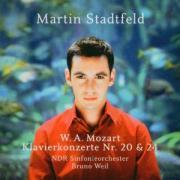 Klavierkonzerte Nr. 20 und 24 als CD