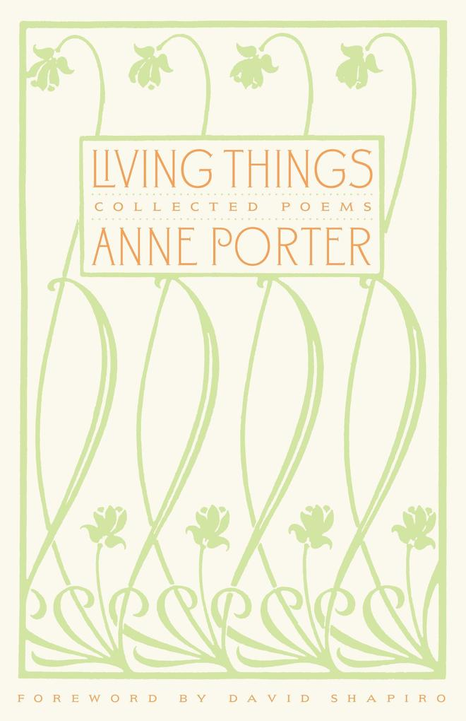 Living Things: Collected Poems als Taschenbuch