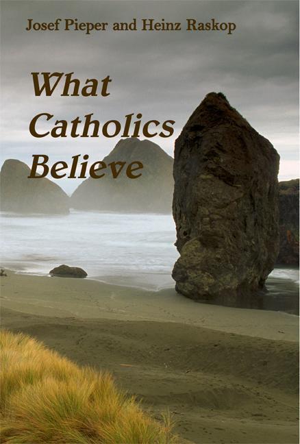 What Catholics Believe als Taschenbuch