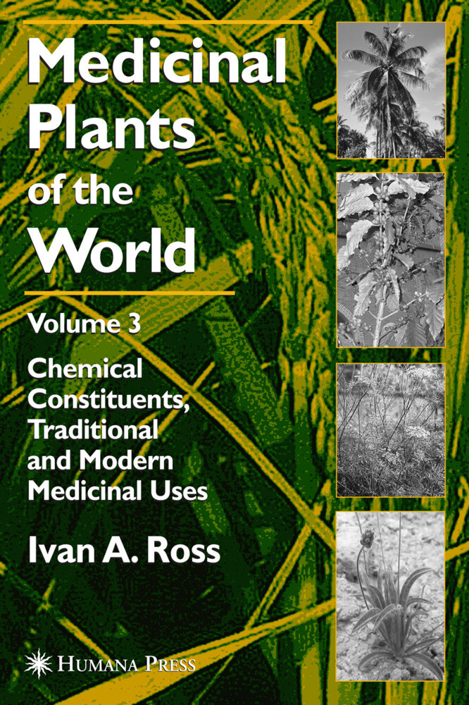 Medicinal Plants of the World, Volume 3 als Buch