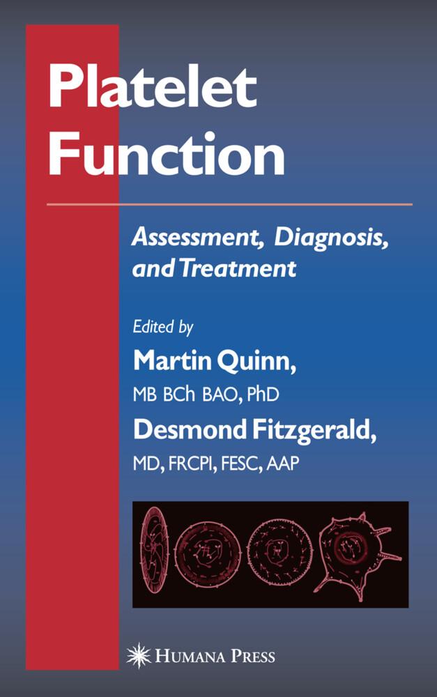 Platelet Function als Buch