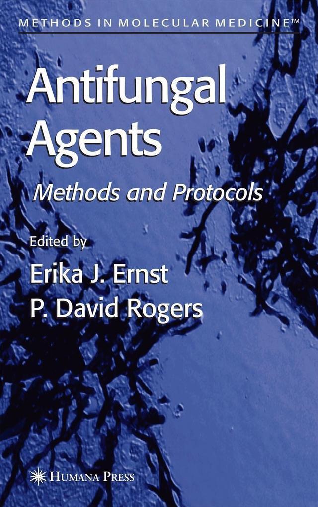 Antifungal Agents als Buch